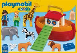 UK distributor of Playmobil 1.2.3 My Take Along Noah´s Ark