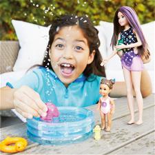 Wholesale of Barbie Babysitter Pool & Toddler