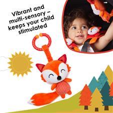 Wholesale of Diono Harness Soft Wraps & Linkie Toy Fox