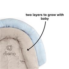Wholesale of Diono Head Support Cuddle Soft Blue