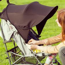 Wholesale of Diono Stroller Sun Shade Maker - Black