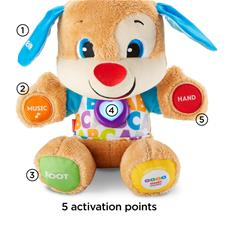 Wholesale of Fisher-Price Laugh & Learn Smart Stages Puppy