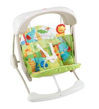 Wholesale of Fisher-Price Rainforest Take Along Swing & Seat