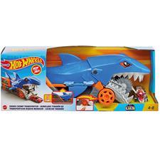 Wholesale of Hot Wheels City Shark Chomp Transporter