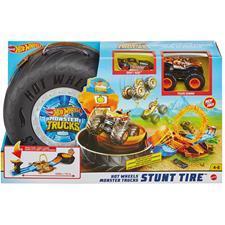 Wholesale of Hot Wheels Monster Truck Stunt Tyre Play Set