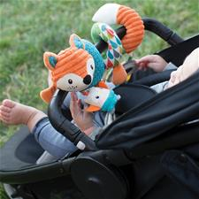 Wholesale of Infantino Go Gaga Spiral Car Seat Activity Toy