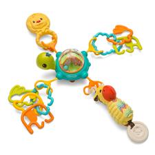 Wholesale of Infantino Go Gaga Suction Cup Link & Spin Turtle