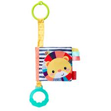 Wholesale of Infantino Link and Squeak Animal Crinkle Book