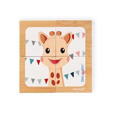 Wholesale of Janod Sophie La Girafe Blocks 4pc