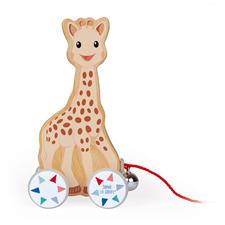 Wholesale of Janod Sophie La Girafe Pull-Along Toy