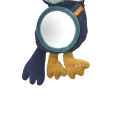 Wholesale of Kaloo Jungle Mirror Rattle Alban The Toucan