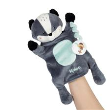Wholesale of Kaloo Kachoo Plush Puppet Malo Badger