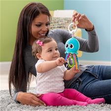 Wholesale of Lamaze Mini Clip & Go Sprinkles the Jellyfish