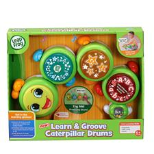 Wholesale of Leap Frog Learn & Groove Caterpillar Drums