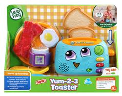 Wholesale of Leap Frog Yum-2-3 Toaster