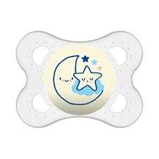 Wholesale of MAM Original Night Soother Blue 0m+ 2Pk