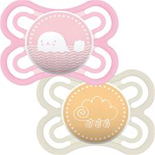 Wholesale of MAM Perfect Soother 0m+ 2Pk