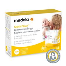Wholesale of Medela Quick Clean Micro-Steam Bags 5Pk