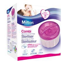 Wholesale of Milton Combi Steriliser Purple