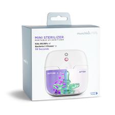 Wholesale of Munchkin 59S Mini Steriliser Portable UV Sanitiser