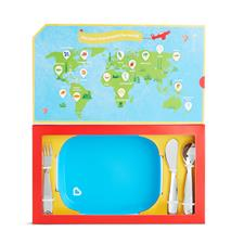 Wholesale of Munchkin Food Adventure Big Kid Dining Set Sky