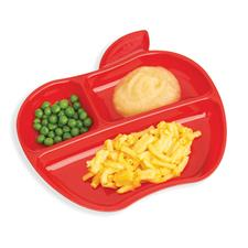 Wholesale of Munchkin Lil Apple Plates 3Pk