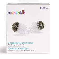 Wholesale of Munchkin ReShine Replacement Brush Heads 2Pk