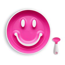 Wholesale of Munchkin Smile N Scoop Training Plate