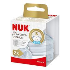 Wholesale of NUK Nature Sense 6-18m Small Teat