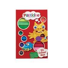 Wholesale of Plasticine 24 Colour Max