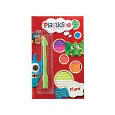 Wholesale of Plasticine Fluro