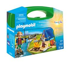 Wholesale of Playmobil Camping Carry Case