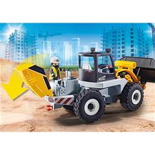 Wholesale of Playmobil City Action Construction Front End Loader with Movable Bucket