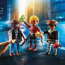 Wholesale of Playmobil City Action Police Thief Figure Set