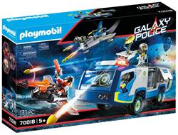 Wholesale of Playmobil Galaxy Police Truck
