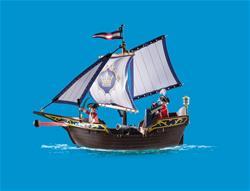 Wholesale of Playmobil Pirates Redcoat Caravel