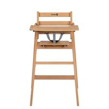 Wholesale of Safety 1st Nordik Folding Wooden Highchair Natural