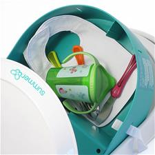 Wholesale of Summer Infant Sit N Style Booster Seat Teal/White