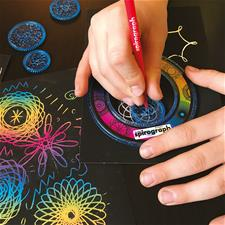 Wholesale of The Original Spirograph Scratch and Shimmer Set