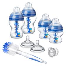 Wholesale of Tommee Tippee AAC Bottle Starter Kit Boy