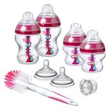 Wholesale of Tommee Tippee AAC Bottle Starter Kit Girl