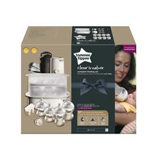 Wholesale of Tommee Tippee Closer to Nature Complete Feeding Set White