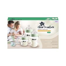 Wholesale of Tommee Tippee Closer to Nature Glass Newborn Starter Kit