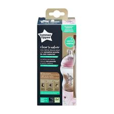 Wholesale of Tommee Tippee Glass Bottle Girl Decorated 250ml