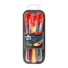 Wholesale of Tommee Tippee Heat Sensing Feeding Spoons 3Pk