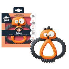 Wholesale of Tommee Tippee Kalani Sensory Maxi Teether - Black/Orange