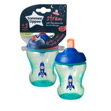 Wholesale of Tommee Tippee Training Straw Cup Boy 6m+