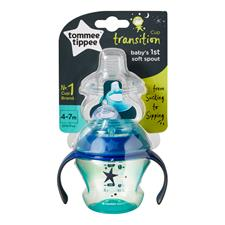 Wholesale of Tommee Tippee Transition Sippee Trainer Cup 4-7m
