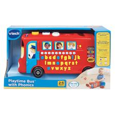 Wholesale of VTech Playtime Bus with phonics