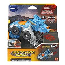 Wholesale of Vtech Switch & Go Dinos® Turmoil the Triceratops